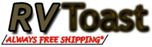 RV Toast Parts & Camper Accessories Logo